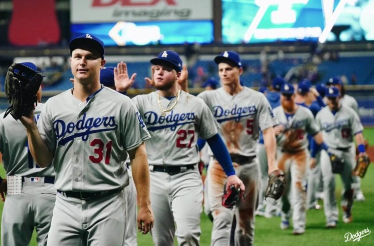 Прогноз на Тампа-Бэй – Лос-Анджелес Доджерс 23 мая 2019
