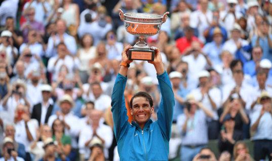 Прогноз букмекеров на «Ролан Гаррос-2019»: второй номер рейтинга ATP фаворит турнира