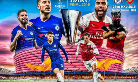 Прогноз букмекеров на финал ЛЕ-2018/19 «Челси» – «Арсенал»: «канониры» могут преподнести сюрприз