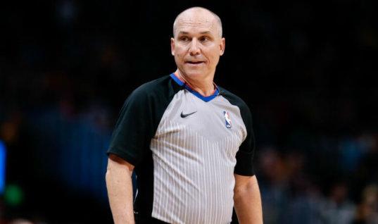 Опытнейший судья НБА пьяным попал в аварию