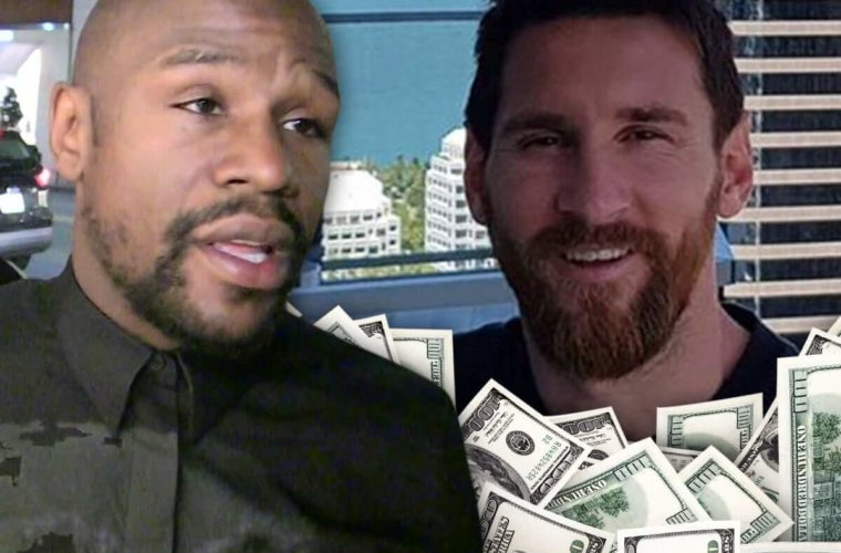 Мейвезер выпал из списка самых высокооплачиваемых спортсменов