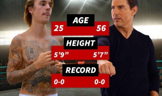 UFC готова организовать бой Бибера и Круза