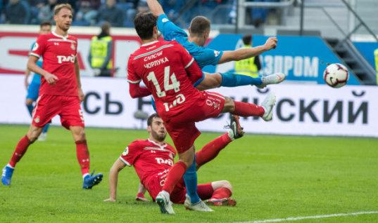 Прогноз букмекеров на матч за Суперкубок России «Зенит» – «Локомотив»