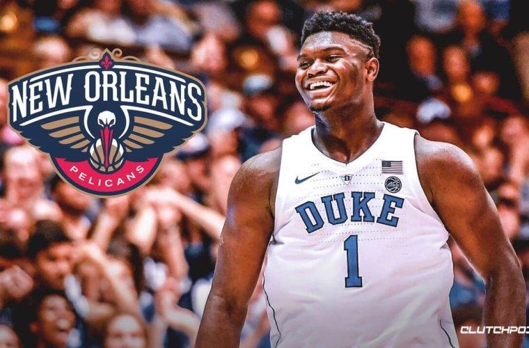 Прогноз букмекеров на драфт НБА 2019 года: Зайон Уильямсон безоговорочный фаворит