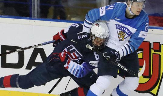 Прогноз букмекеров на драфт НХЛ-2019: финн проиграет первый пик американцу