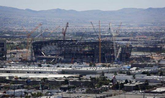 Стоимость нового стадиона НФЛ выросла до 1,9 млрд долларов
