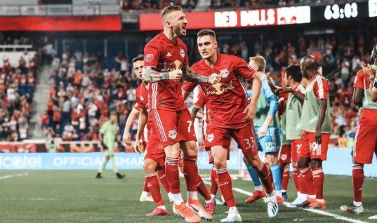 Прогноз на Нью-Йорк Ред Буллс - ФК Торонто 4 августа 2019