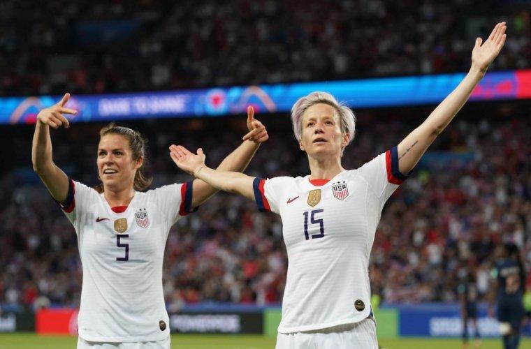 Прогноз букмекеров на финал женского чемпионата мира по футболу 2019 года