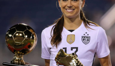 Звезда сборной США хочет сыграть на Олимпиаде через три месяца после родов