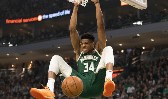 Прогноз букмекеров на MVP НБА сезона-2019/20: фаворит игрок «Бакс»