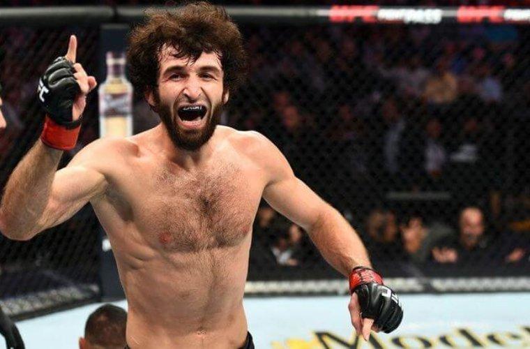 Прогноз букмекеров на главный бой UFC Moscow Забит Магомедшарипов – Келвин Каттар