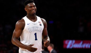 Слишком габаритному новичку НБА порекомендовали стать веганом