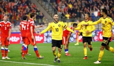 Прогноз букмекеров на отборочный матч Евро-2020 по футболу Россия – Бельгия