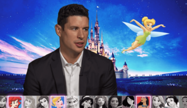 Игроки НХЛ не смогли вспомнить принцесс Disney