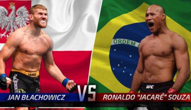 Прогноз букмекеров на главный бой UFC-Сан-Паулу Ян Блахович – Роналдо Соуза
