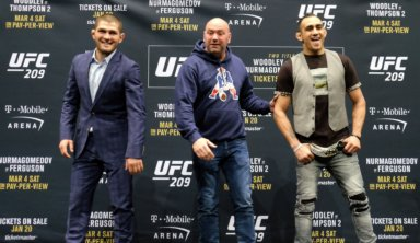 Прогноз букмекеров на титульный бой UFC Хабиб Нурмагомедов – Тони Фергюсон