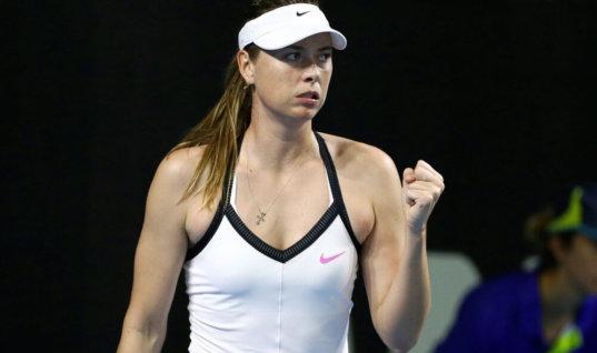Прогноз букмекеров на матч Australian Open 2020 Шарапова – Векич