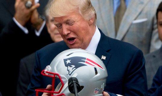 Трамп ещё может вернуться к идее купить клуб НФЛ