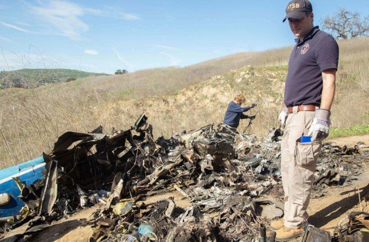 Полицейские Лос-Анджелеса незаконно делились фото с места гибели Брайанта