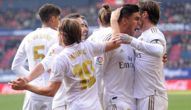 Прогноз букмекеров на матч ЛЧ «Реал» – «Манчестер Сити»