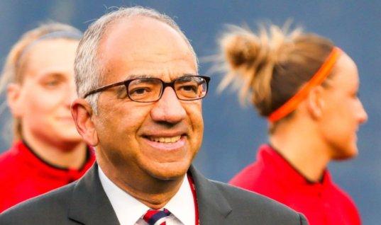 Президент федерации футбола США ушёл после оскорбления женской сборной