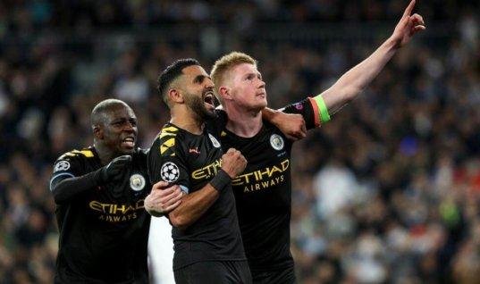 Прогноз букмекеров на матч 1/8 финала ЛЧ «Манчестер Сити» – «Реал»