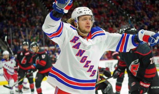"""Остановка сезона НХЛ может принести Панарину """"Харт Трофи"""""""